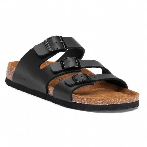 f5f10e737d2 Birkenstock Shoes | S Betula Leo Sandal | Poshmark